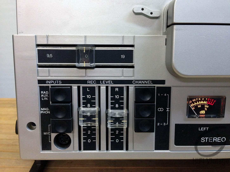 TRIDENT MS-2411 Hifi vintage réparation