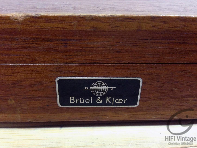 Bruel & Kjaer coffrets