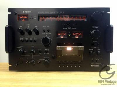 CYBERNET CRD-15 Hifi vintage réparations