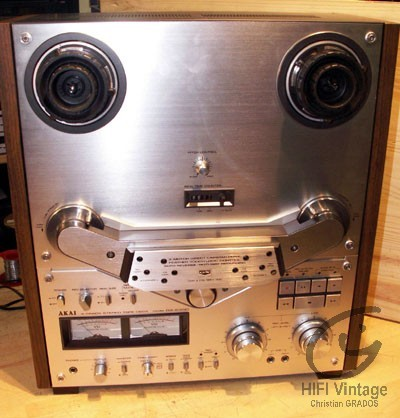 AKAI GX-635D Hifi vintage réparations