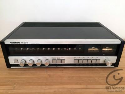 Tandberg TR 2045 HIFI vintage amplificateur tuner Hifi vintage Réparateur