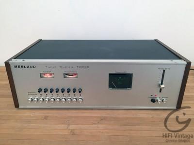 MERLAUD TM-2100 tuner Hifi vitage réparations