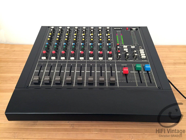 SONY MX-P21 mixer NEUF Hifi vintage réparations
