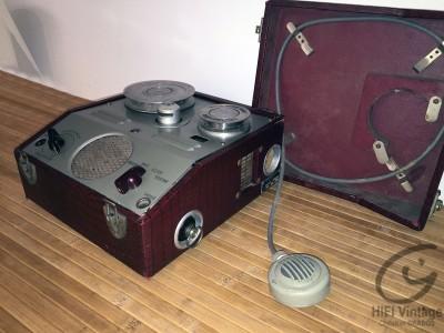 SAMAS Magnétophone à FIL