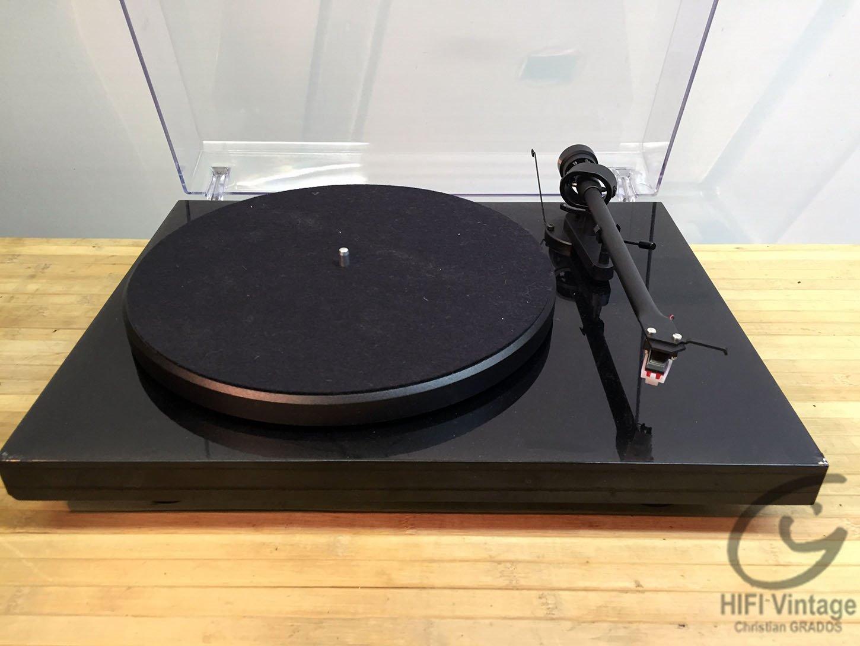 PRO-JECT Début Hifi vintage réparations