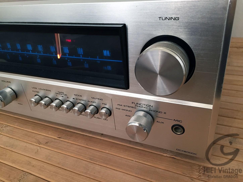SANYO DCX-6000K