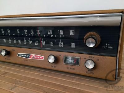 HEATHKIT AJ-30 radio hifi vintage réparations