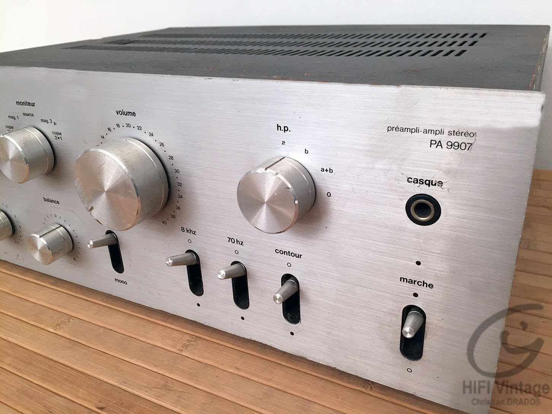 CONTINENTAL EDISON PA-9907