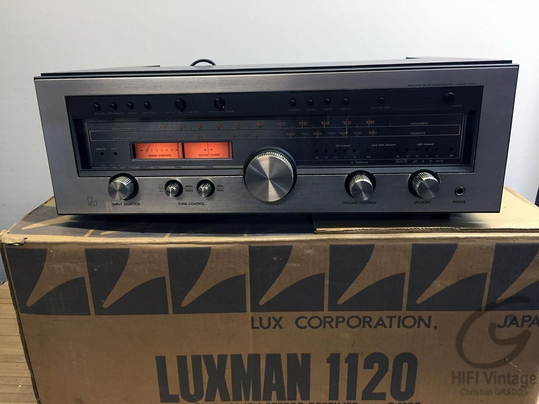 LUXMAN 1120