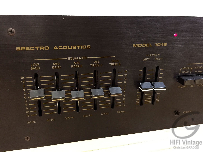 SPECTRO AC 101-B