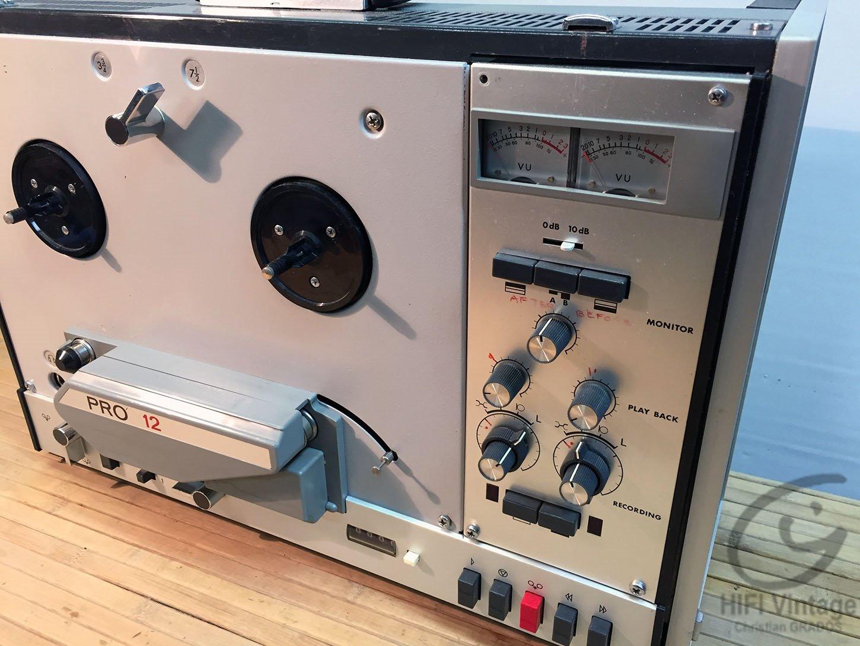 PHILIPS LDB-0001 Hifi vintage réparations