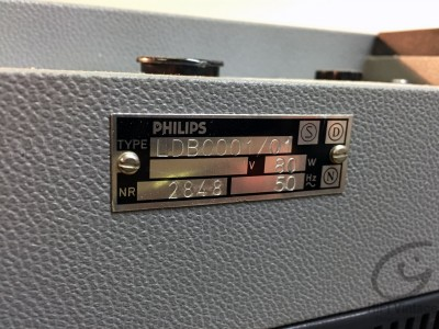 PHILIPS LDB0001