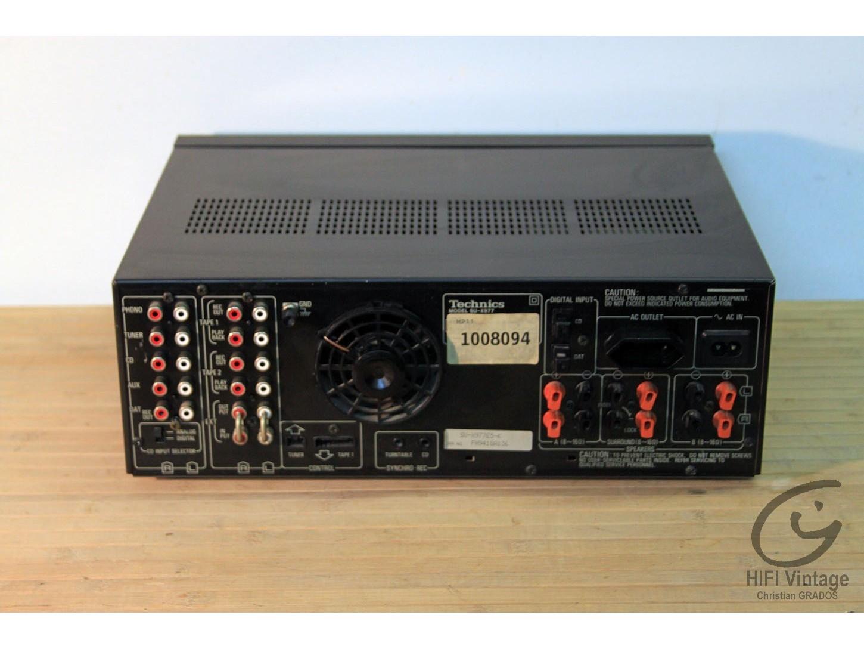TECHNICS SU-X977