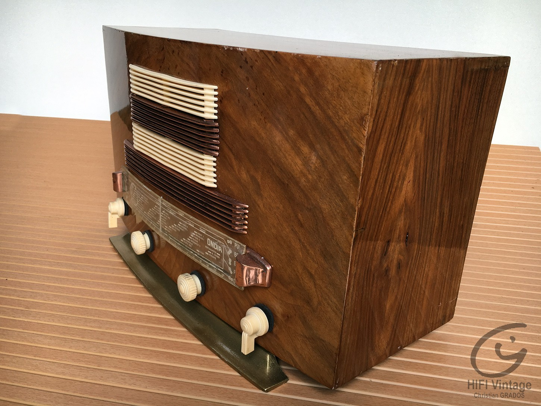 ONDIA radio Bolzano Hifi vintage réparations