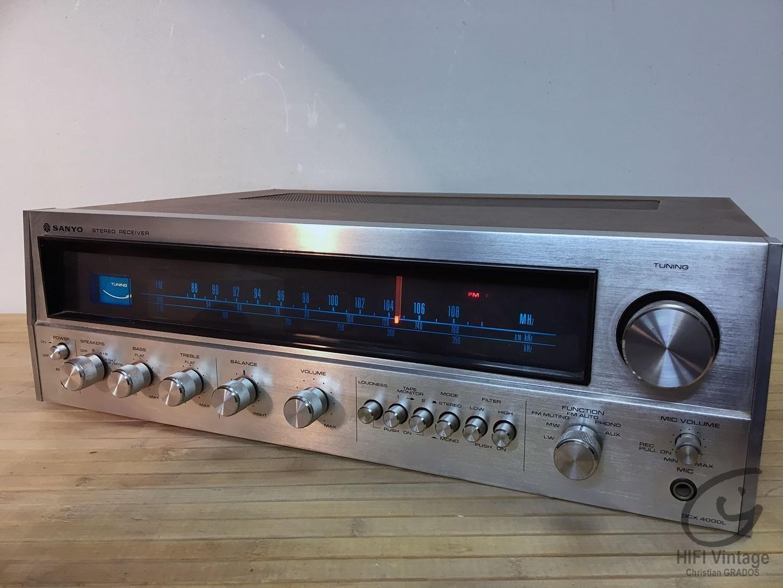 SANYO DCX-4000L