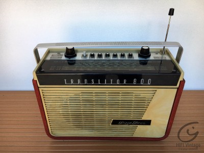 Hifi Vintage PIZON-BROS-Translitor-800