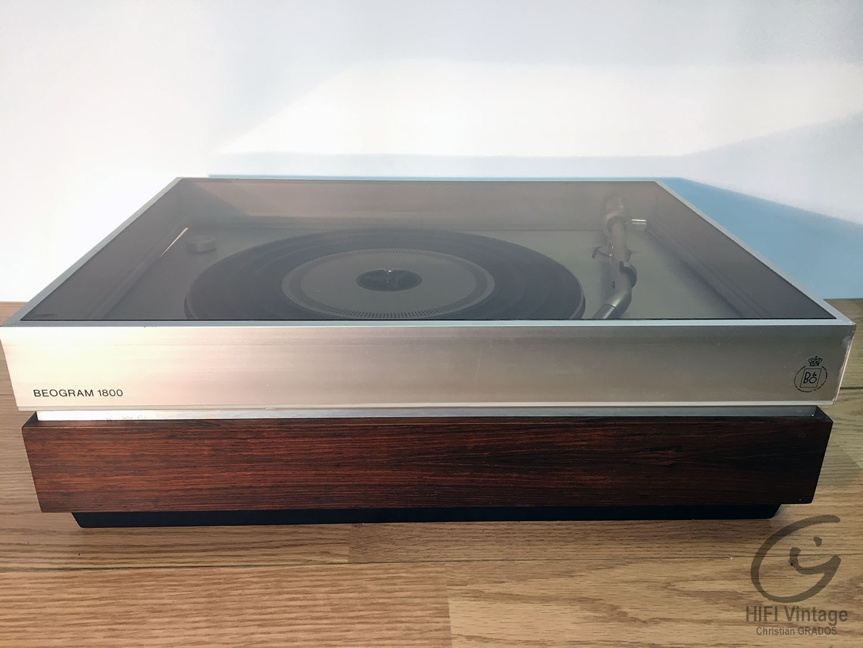 B&O BEOGRAM 1800 Hifi vintage réparations