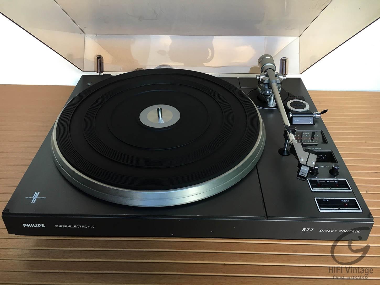 PHILIPS 22-AF-877 Hifi vintage réparations