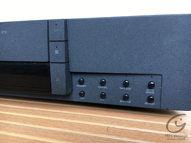 GRUNDIG CD-210