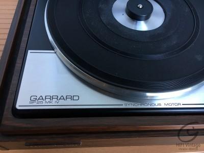 Hifi Vintage GARRARD SP-25 MK IV