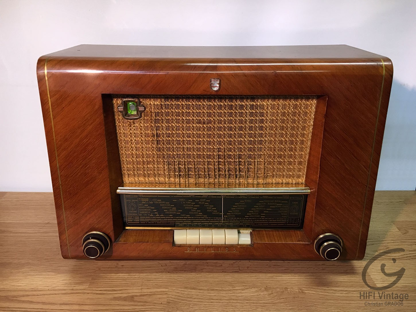 PHILIPS BF-545 Hifi vintage réparations