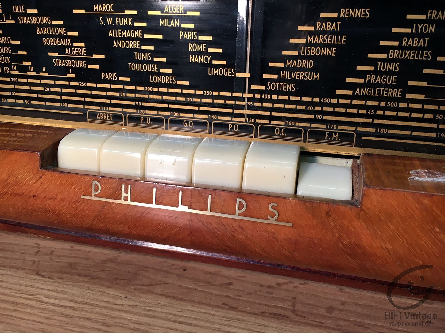 PHILIPS BF-545