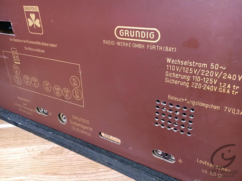 GRUNDIG 5050