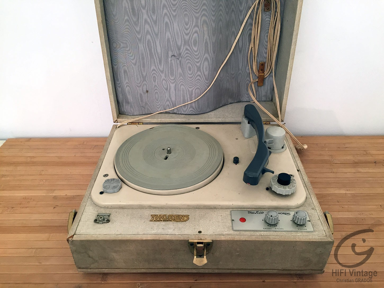 THORENS Musico Hifi vintage réparations