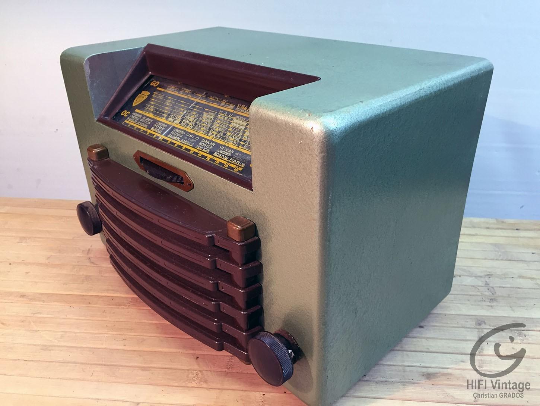 CLAREVILLE P-4 Hifi vintage réparations
