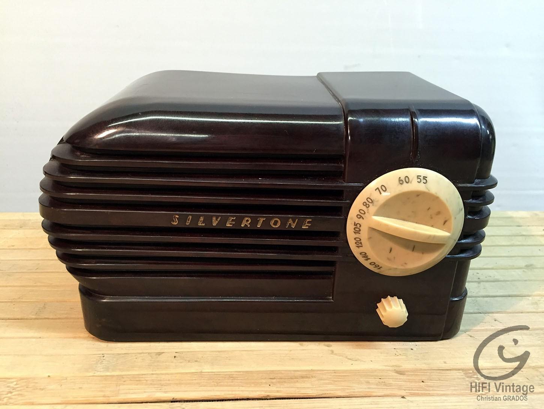 SILVERTONE Hifi vintage réparations