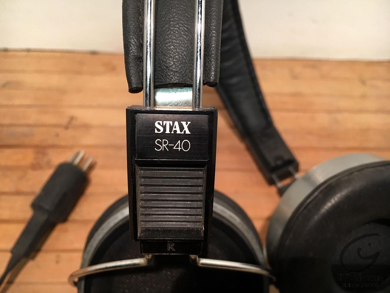 STAX SR 40