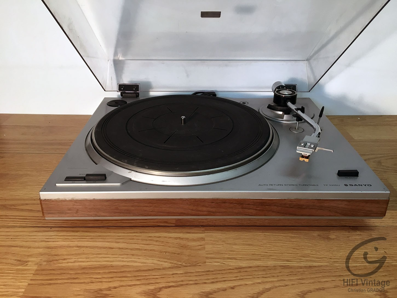 SANYO TP-1005U Hifi vintage réparations