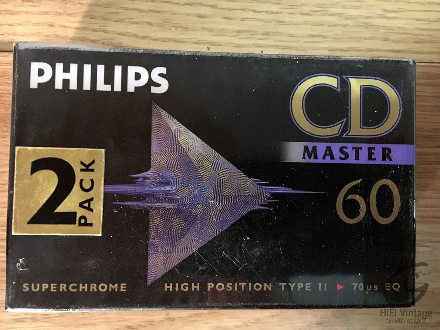 PHILIPS CD Master 60 Hifi vintage réparations