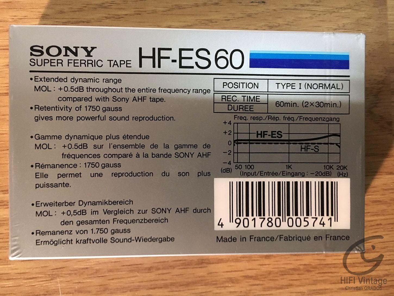 SONY HF-ES-60