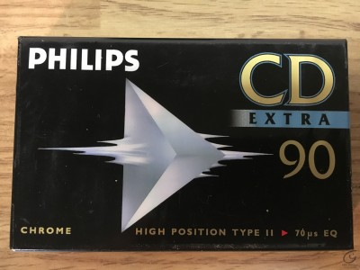 PHILIPS CD Master 90