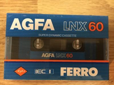 Hifi Vintage AGFA LNX-60