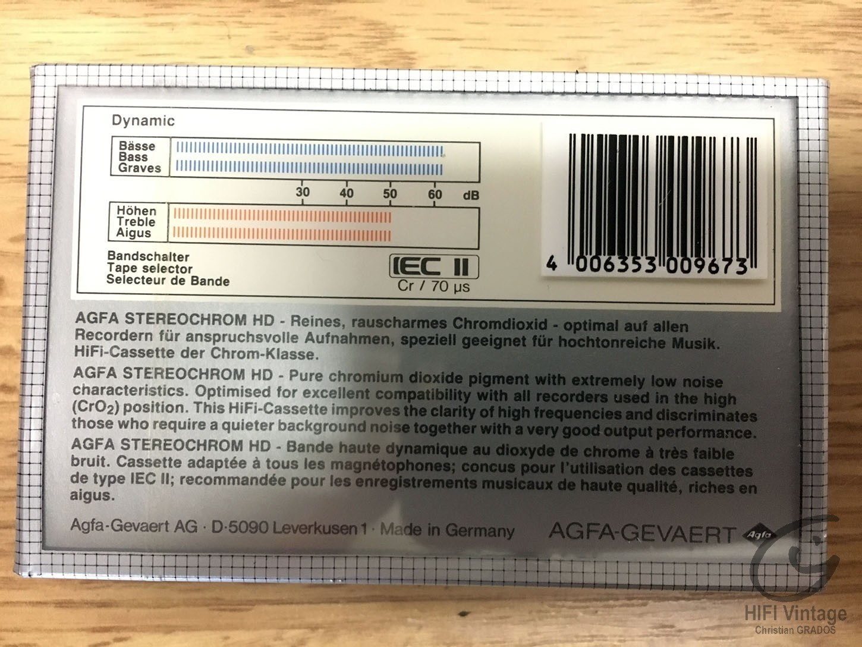 AGFA CRII-S Superchrom HDX 90