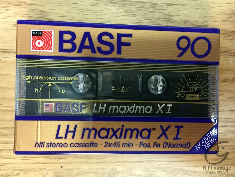 BASF LH Maxima XI-90 Hifi vintage réparations