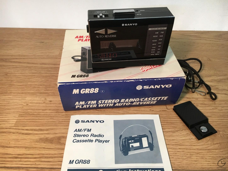 SANYO M-GR-88