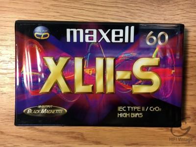 Hifi Vintage MAXELL XLII-S-60