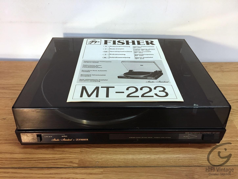 FISHER MT-233