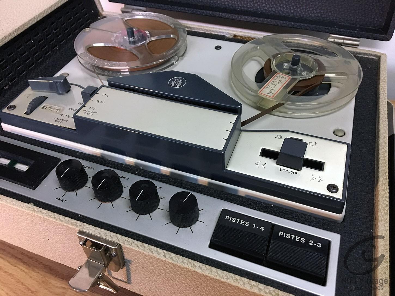 SCHNEIDER BSR Magnétophone