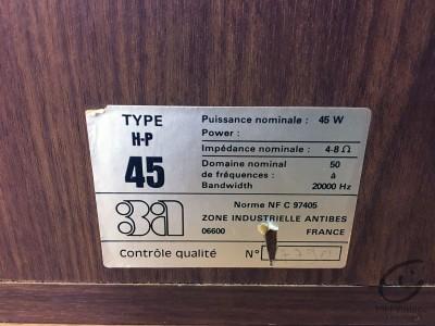 3A Diva (Type HP45)