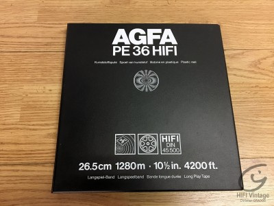 AGFA PE-36 HIFI