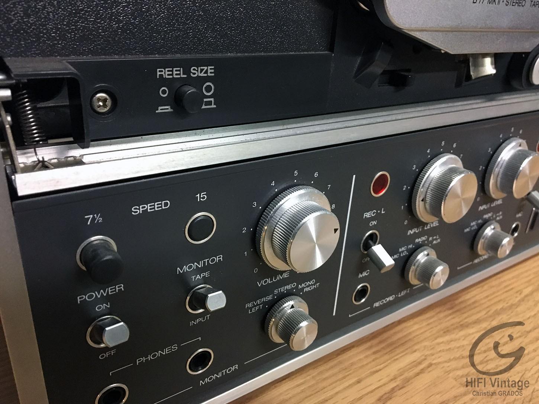 REVOX B-77 MKII High Speed