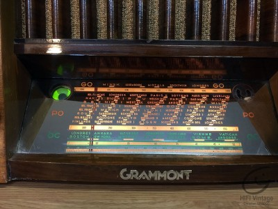Hifi Vintage GRAMMONT Type 5016
