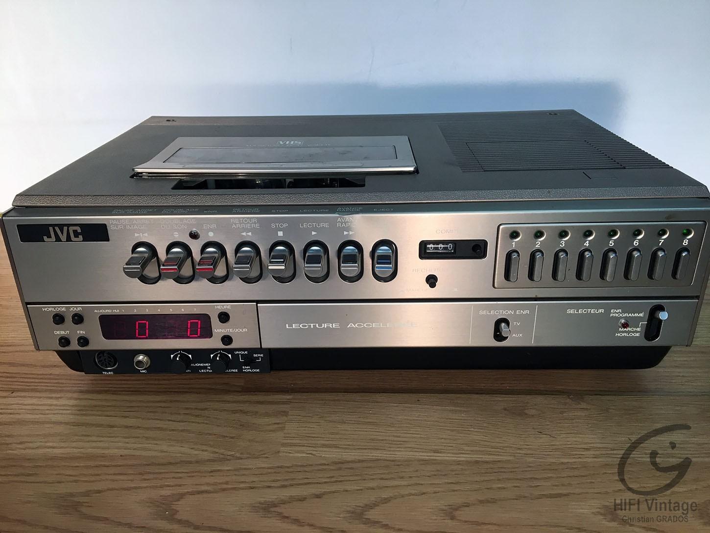 JVC HR-3660S Hifi vintage réparations