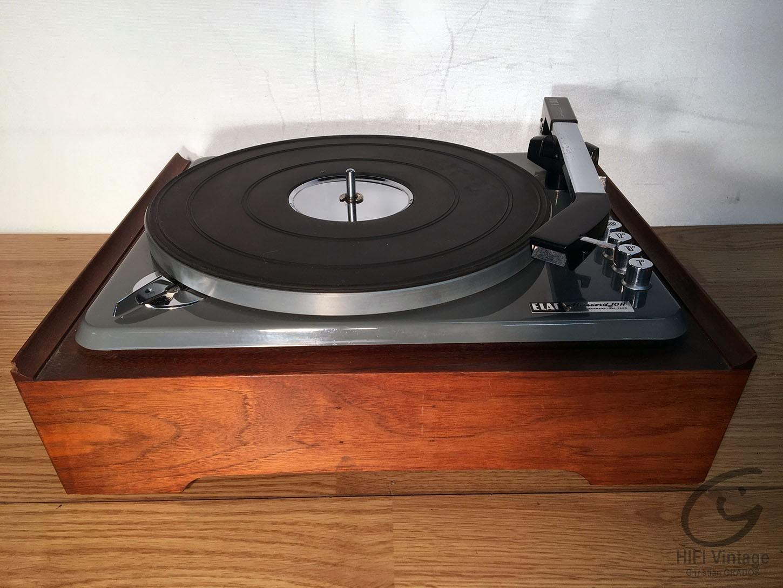 ELAC Miracord 10H Hifi vintage réparations