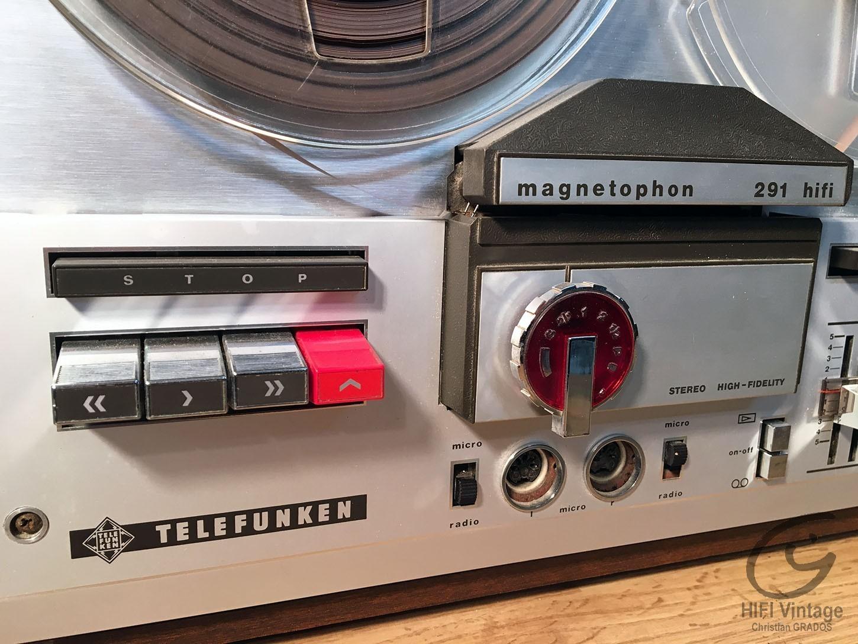 TELEFUNKEN M-291