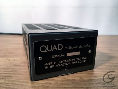 QUAD Multiplex Decoder